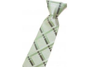 Chlapecká kravata Avantgard - zelená