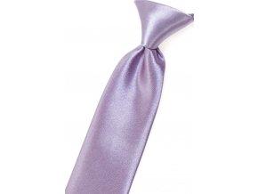 Chlapecká kravata Avantgard - lila