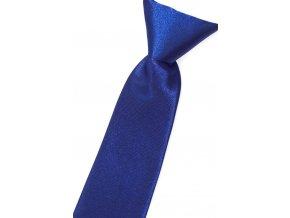 Chlapecká kravata Avantgard - modrá