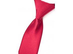 Chlapecká kravata Avantgard Young - červená