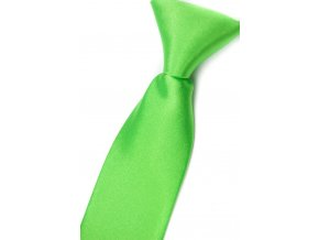 Chlapecká kravata Avantgard Young - zelená