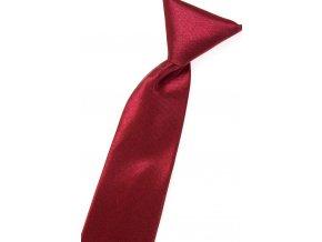 Chlapecká kravata Avantgard - bordó