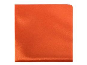 Společenský kapesníček Avantgard - oranžový