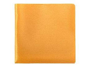 Společenský kapesníček Avantgard - zlatý
