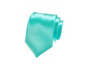 Kravata Avantgard Lux - mátová