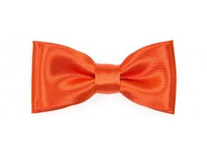 Mini motýlek Avantgard - oranžový