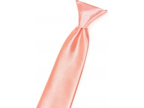 Chlapecká kravata Avantgard - lososová