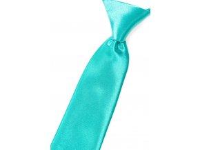 Chlapecká kravata Avantgard - mátová