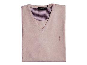 Pánská vesta Ilmodo - hnědá