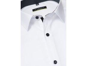 "Košile Eterna Super Slim Fit ""Uni Stretch"" Bílá"