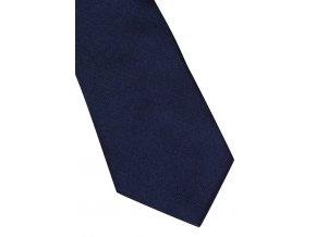 Hedvábná kravata Eterna - navy