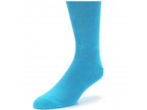 Pánské ponožky tyrkysové