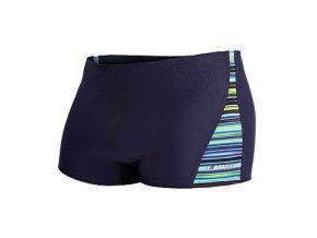 Pánské plavky boxerky Litex