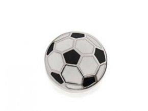 Špendlík do klopy saka - fotbal