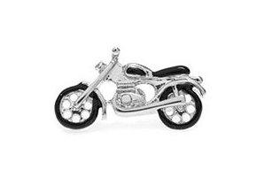 Špendlík do klopy saka - motorka