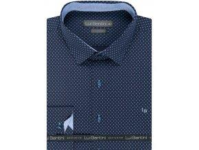 Luxusní pánská košile Lui Bentini