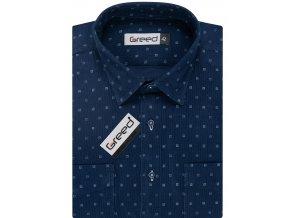 Manšestrová košile AMJ Greed