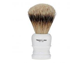 T&H Wellington Shaving Brush Porcelain