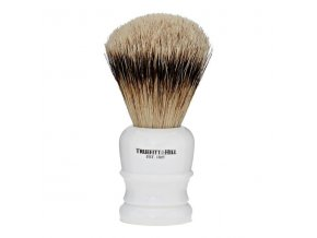T&H Wellington Shaving Brush Porcelain