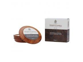 T&H Sandalwood Shaving Soap