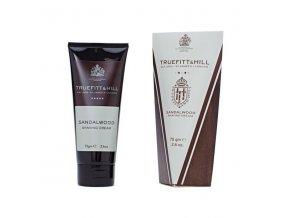 T&H Sandalwood Shaving Cream