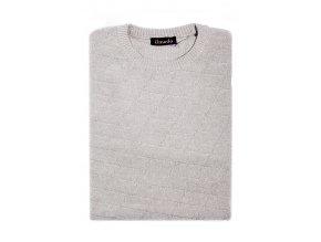 Pánský svetr Ilmodo - šedý