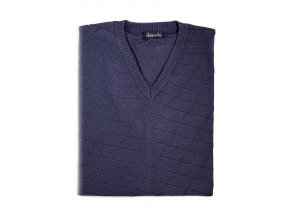 Pánská vesta Ilmodo - námořnická modrá