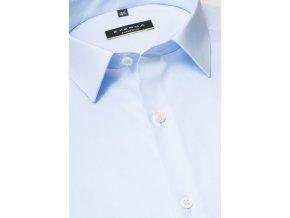 """Košile Eterna Super Slim Fit """"Uni Stretch"""" Světle modrá"""