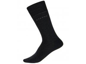 Pánské ponožky Eterna - černé