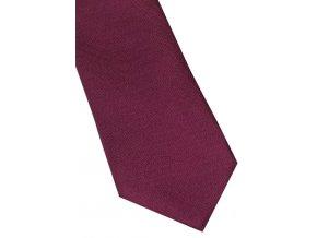 Hedvábná kravata Eterna - bordó