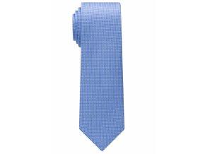 Úzká kravata Eterna - světle modrá