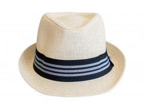 Pánský klobouk Karpet - smetanový