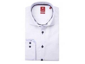 Nežehlivá košile Pure Slim Fit Bílá