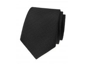 Kravata Avantgard Lux - černá