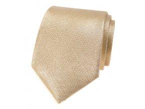 Kravata Avantgard Lux - zlatá