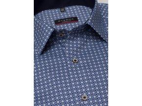 """Košile Eterna Modern Fit """"Oxford"""" s extra prodlouženým rukávem Modrá"""