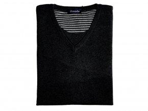 Pánský svetr Ilmodo - černý