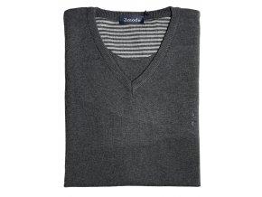Pánský svetr Ilmodo - antracitový