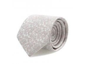 Kravata s kapesníčkem Brinkleys - růžová