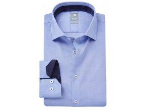 Košile Pure Extra Slim Modrá