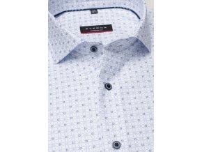 """Košile Eterna Modern Fit """"Popeline"""" Cool Shirt - Chladivá košile Modrá"""