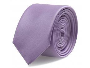 Kravata s kapesníčkem Brinkleys - šeříková