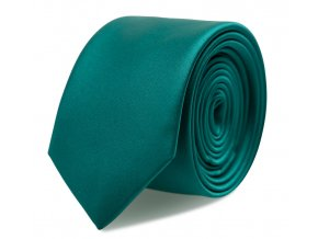 Kravata s kapesníčkem Brinkleys - smaragdová