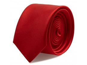 Kravata s kapesníčkem Brinkleys - červená