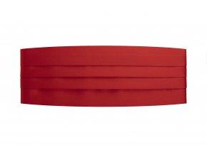 Frakový pás - červený