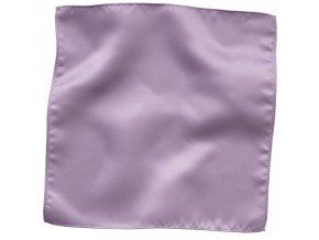Klasický kapesníček do saka - lila