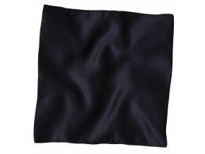 Klasický kapesníček do saka Brinkleys - navy