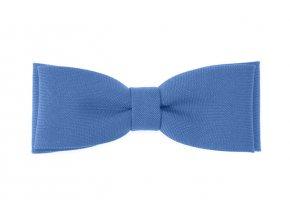 Dvojitý motýlek Avantgard Slim - modrý
