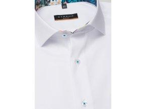"Košile Eterna Slim Fit ""Oxford"" s krátkým rukávem Bílá"