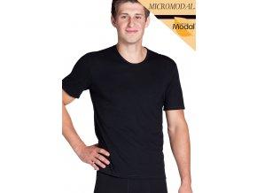 Pánské triko Julian - černé